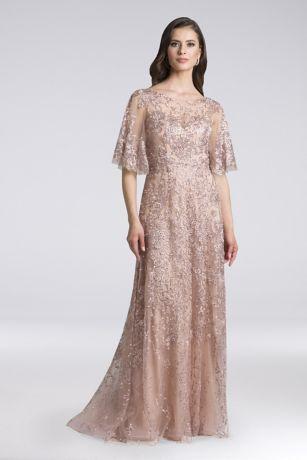 Long Ballgown Dress - Lara