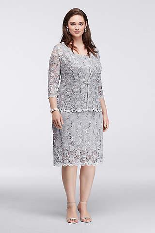Cheap Plus Size Dresses - Inexpensive Formal, Party | David\'s Bridal