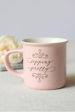 Sipping Pretty Coffee Mug