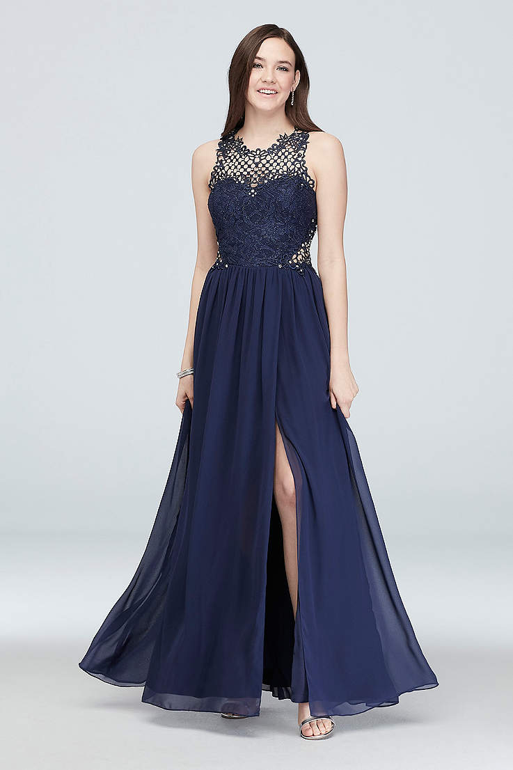 779d328391be 2019 Prom Dresses & Gowns | David's Bridal