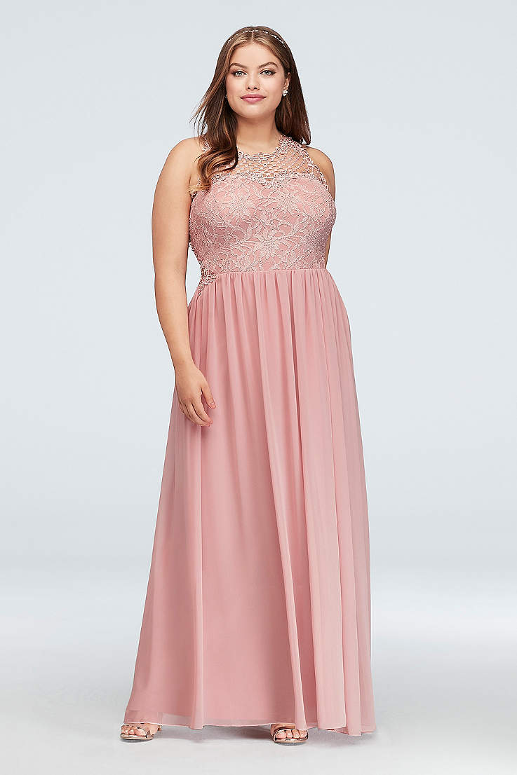 Plus Size Prom Dresses And Homecoming Gowns Davids Bridal