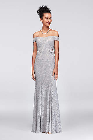 Mermaid Prom Dresses & Gowns: 2018 | David\'s Bridal