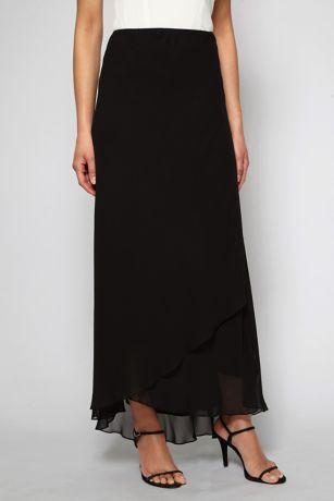 Long Separates Dress - Alex Evenings