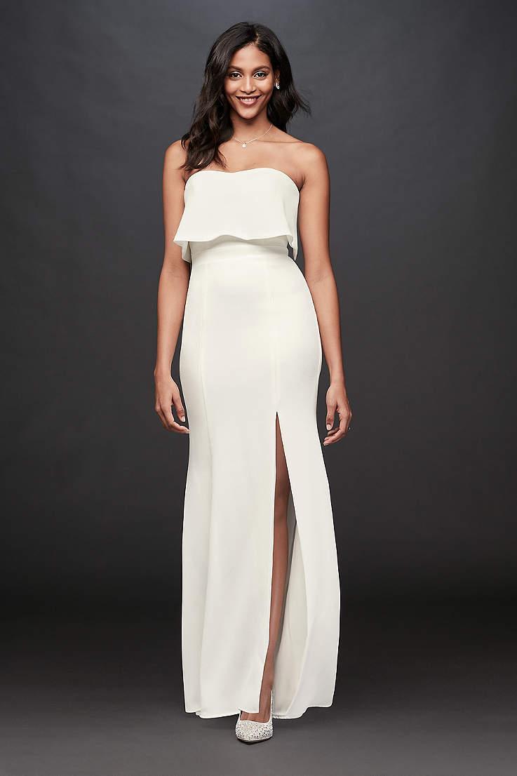 Wedding Reception Dresses For The Bride David S Bridal