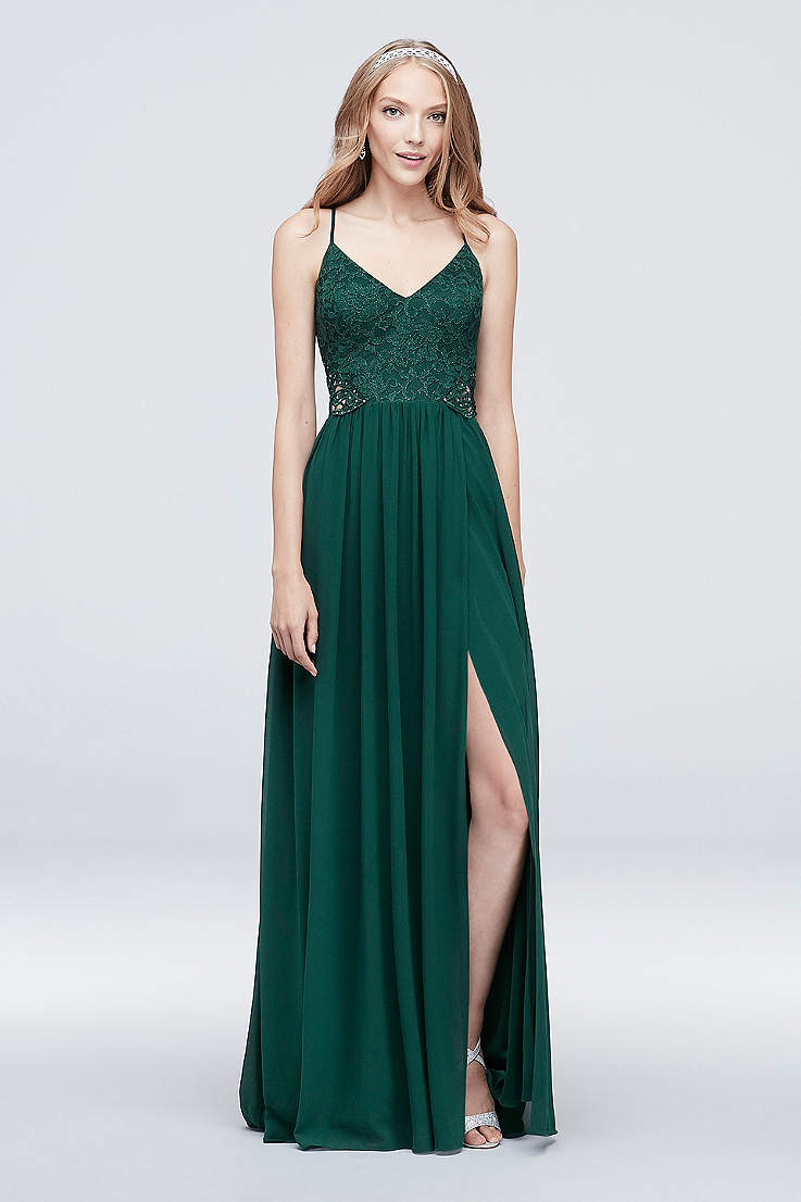 Long Prom Dresses And Gowns For 2019 In All Colors Davids Bridal