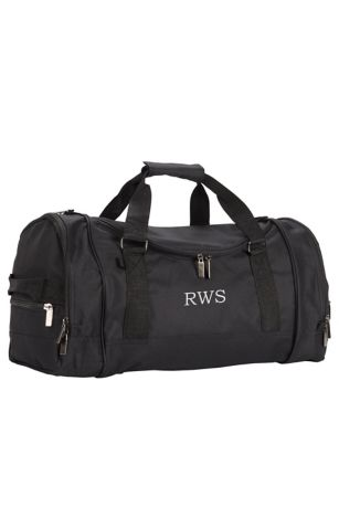DB Exclusive Personalized Sports Duffle Bag