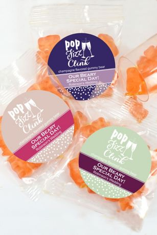 DB Exclusive Pers Champagne Flavor Gummy Bears