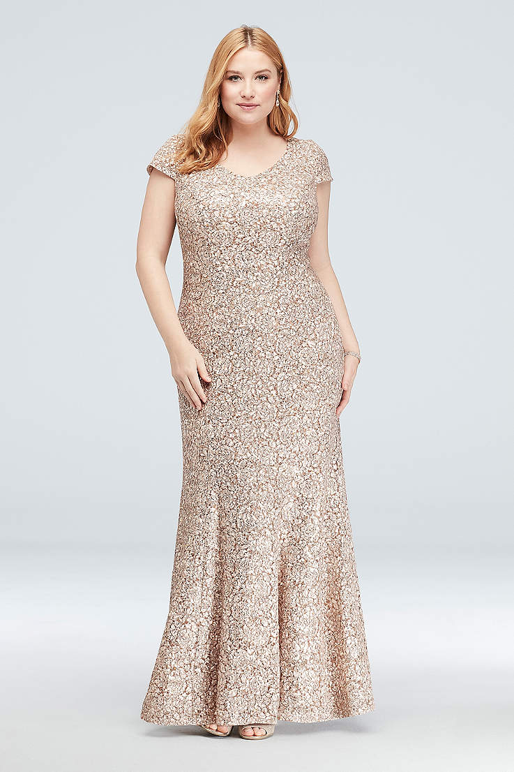 Cheap Plus Size Dresses - Inexpensive Formal, Party ...