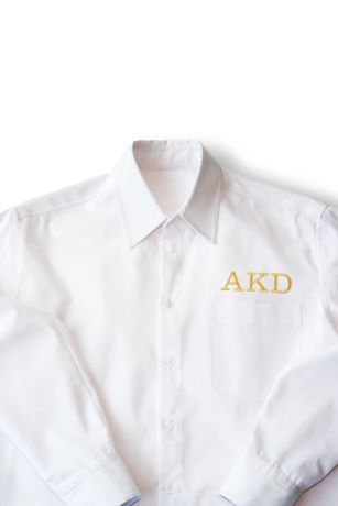 Personalized Button Down Shirt