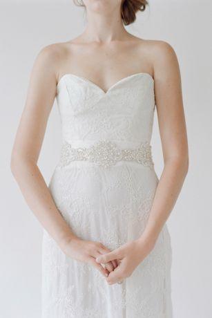 1a7e6f5770 Bridal Sashes   Wedding Dress Belts