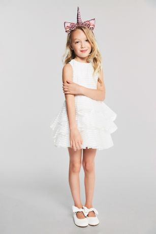 Short Ballgown Tank Dress - Bardot