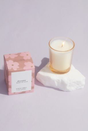 Dreamy Kind Of Love Votive Candle