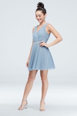 Short A-Line Tank Dress - Teeze Me