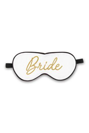 Bride Satin Eye Mask