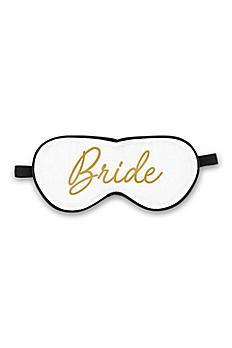 Bride Satin Eye Mask 4797