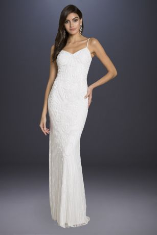 Long Wedding Dress - Lara