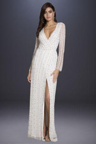 a5d171603e9 Long Sleeve Wedding Dresses   Gowns