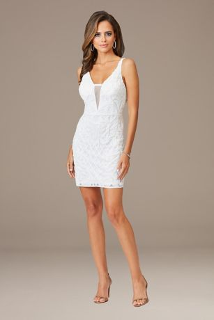 Short Wedding Dress - Lara
