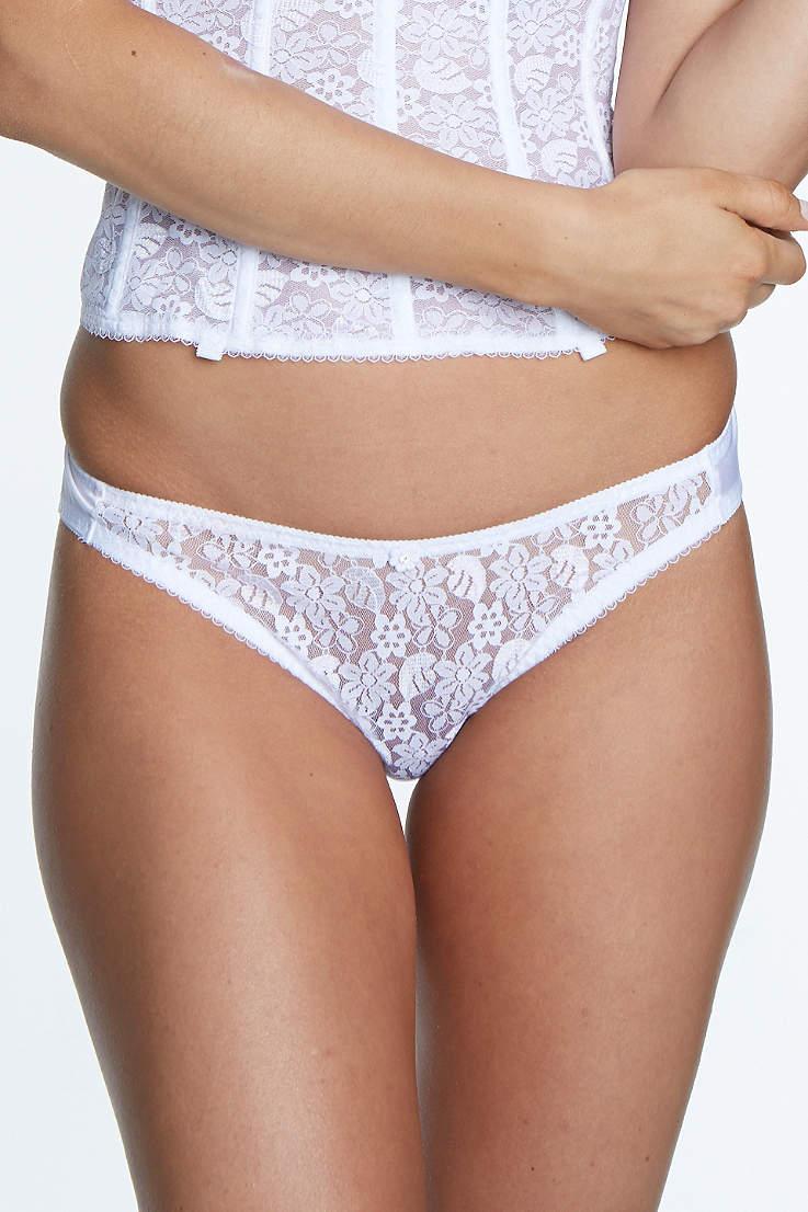 37c9c10fd5cb Ladies Panties & Women's Underwear | David's Bridal