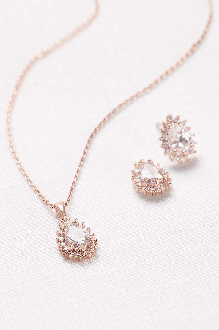 Fashion Bridal Jewelry 2019 Davids Bridal
