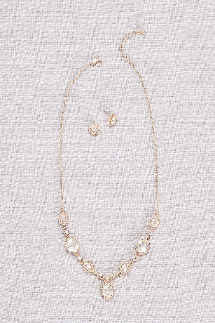 18501be89948f Jewelry Sale - Necklaces, Rings, Earrings | David's Bridal