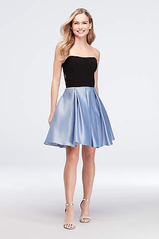 2018 And 2019 Homecoming Dresses Long Short Hoco Dresses