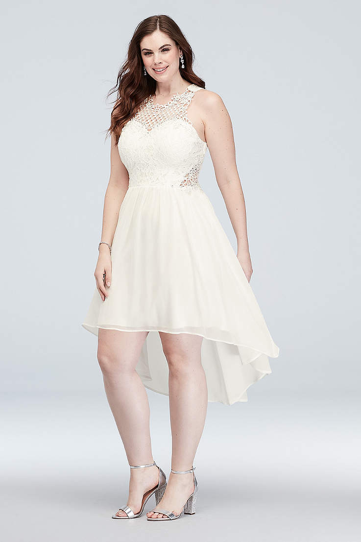 08825f25874a4 Plus Size Party & Club Dresses | David's Bridal