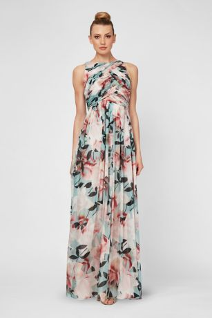 Long A-Line Tank Dress - Ignite
