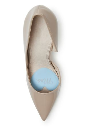 Footpetals Blue Shoe Accessories (Foot Petals Bridal Mrs. Tip Toes)