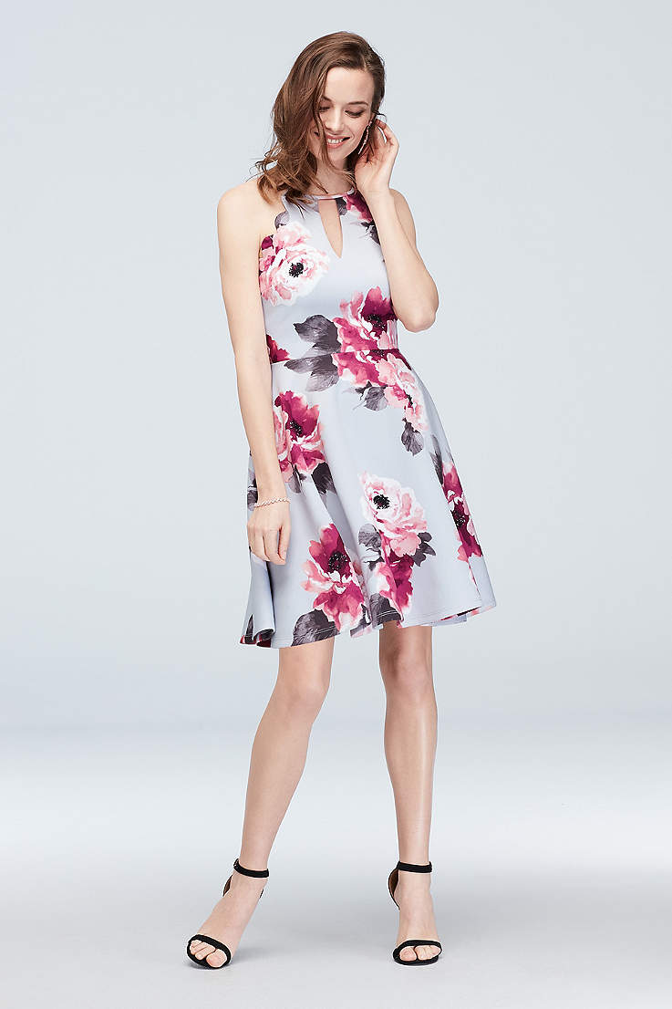 Cocktail Dresses For Weddings Parties Any Occasion David S Bridal