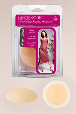 Braza Regular Adhesive Reusable Nipple Concealers
