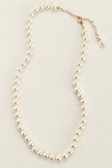 Classic Short Pearl Necklace