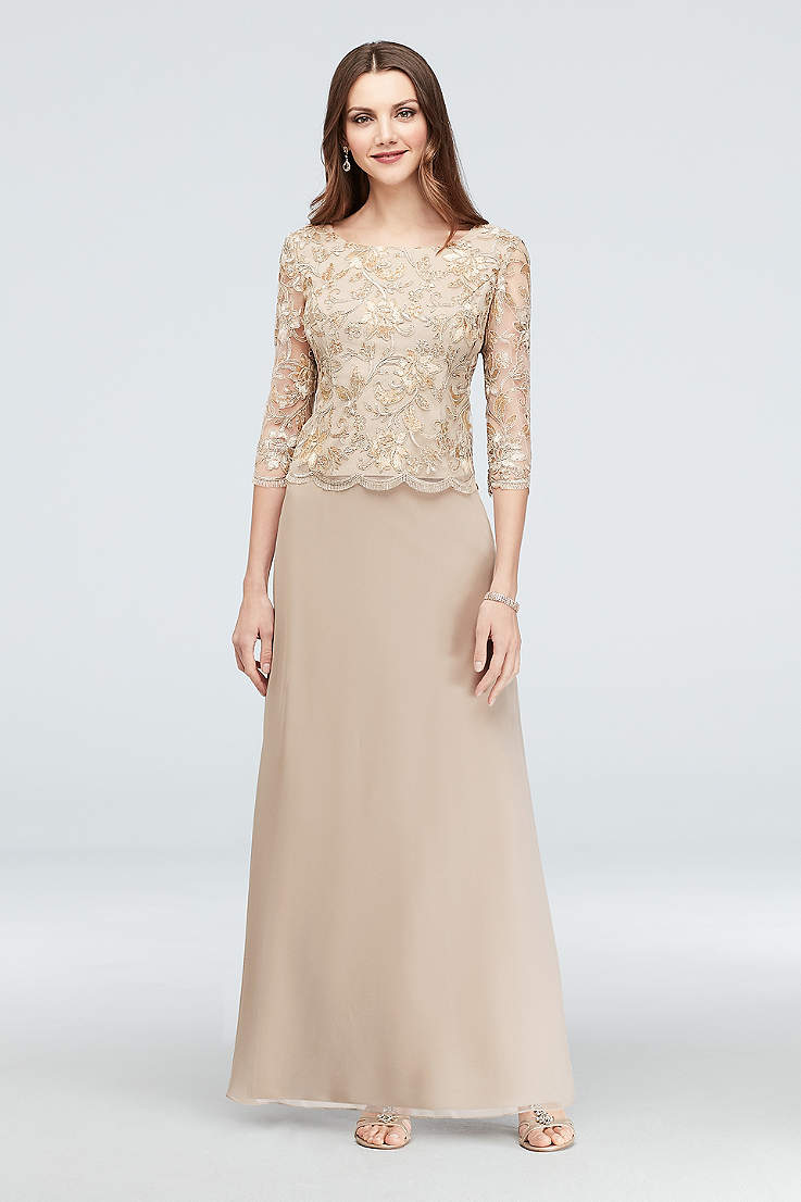 Petite Special Occasion Dresses Petite Formal Dresses Davids Bridal