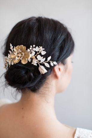 Decadent Floral Daydreams Comb