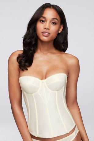 Dominique Satin Torsolette