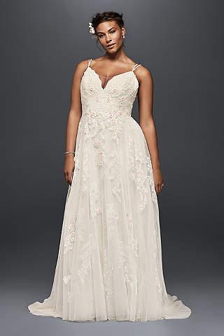 Wedding Dress Sample Sale in Various Styles | David\'s Bridal
