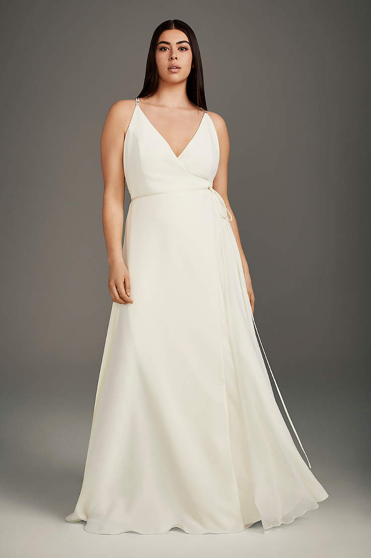 Casual & Informal Wedding Dresses & Vow Renewal Gowns ...