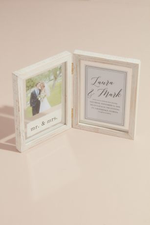 Pine Hinged Picture Frame