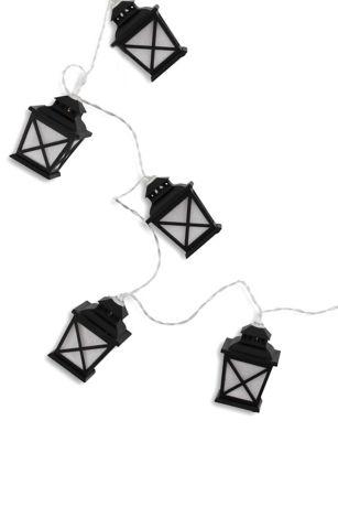 Vintage Street Lamps String Lights