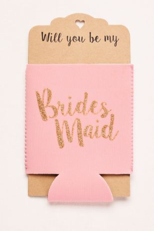 Bridesmaid Drink Sleeve