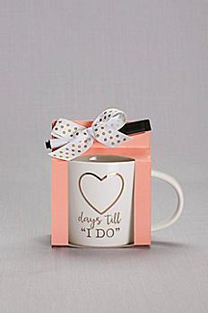 Days Until I Do Mug 999DB2053