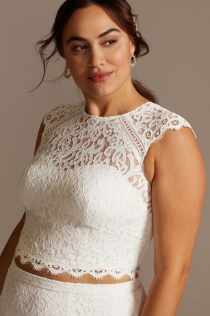 Not Applicable Separates Wedding Dress - David's Bridal
