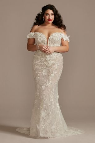Wedding Dress - Galina Signature