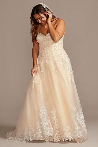 Jewel Collection Wedding Dresses David S Bridal