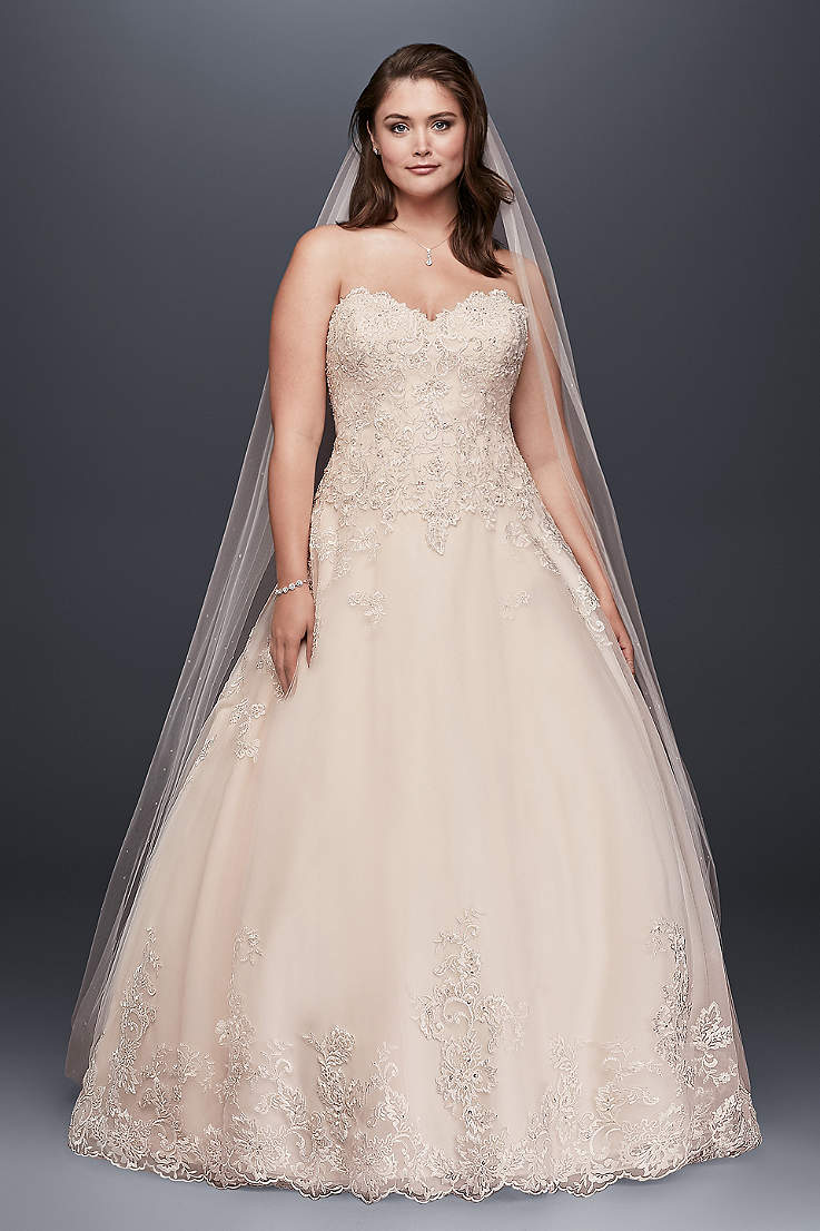 Jewel Collection Wedding Dresses 2019 David S Bridal