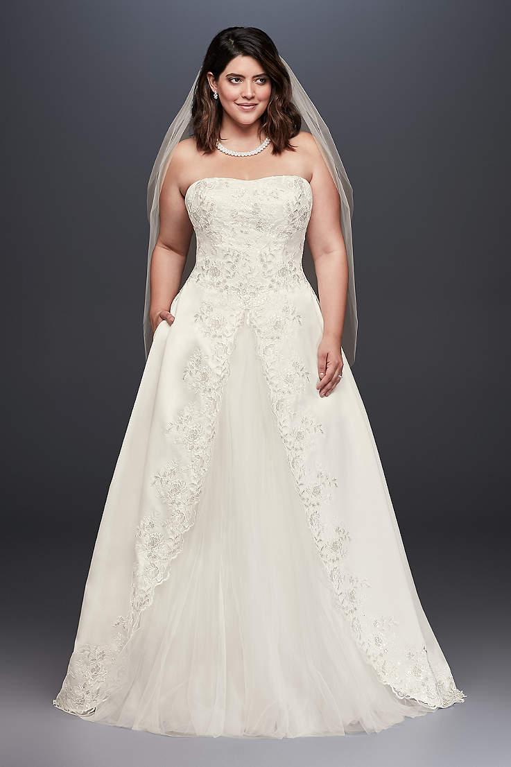 Wedding Dress Sample Sale In Various Styles Davids Bridal