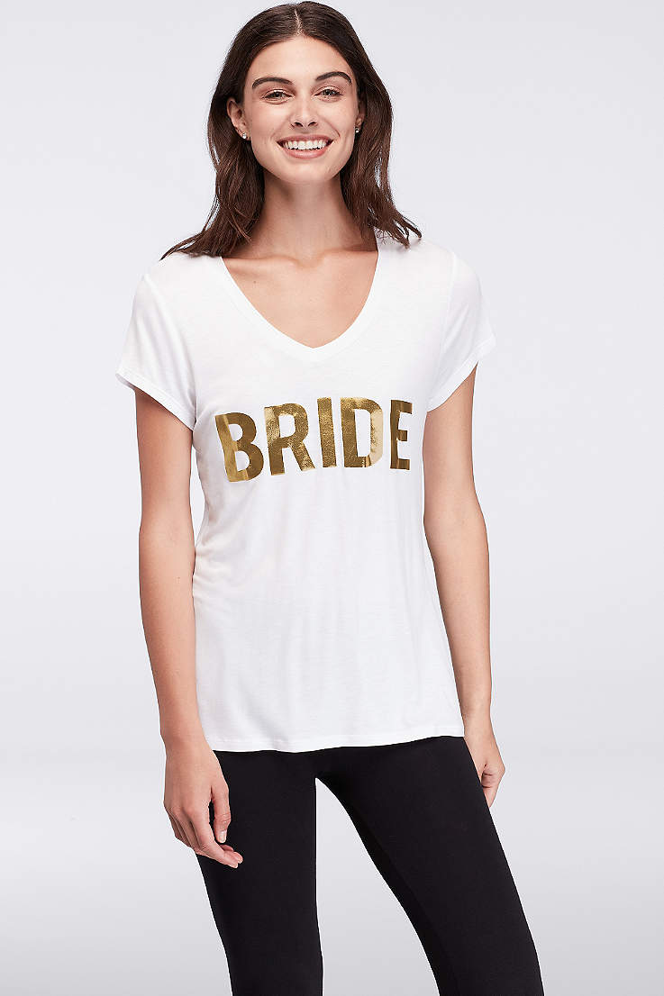 b7afd8e44f87f9 Bride Shirts and T-Shirts Gifts
