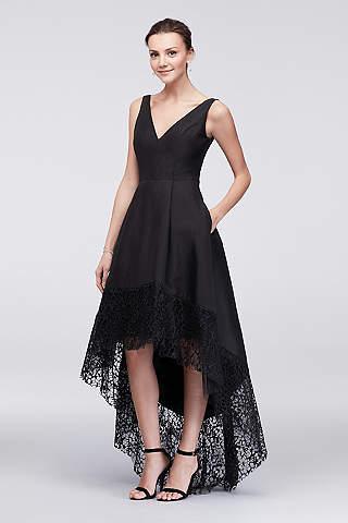 Black Wedding Dresses & Gowns: Plus & Petite | David\'s Bridal