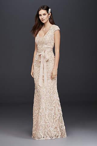 Vintage Wedding Dresses - Lace & Gown Styles   David\'s Bridal