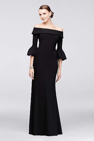 Black Wedding Dresses & Gowns: Plus & Petite   David\'s Bridal